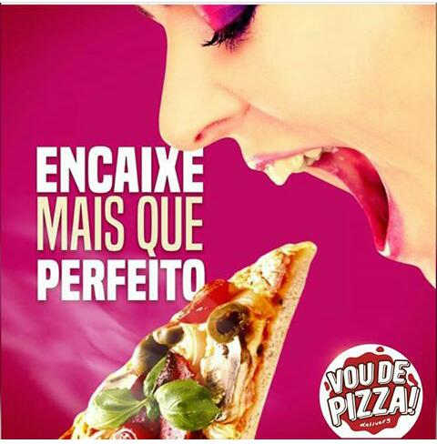 Pizzaria Vou de Pizza