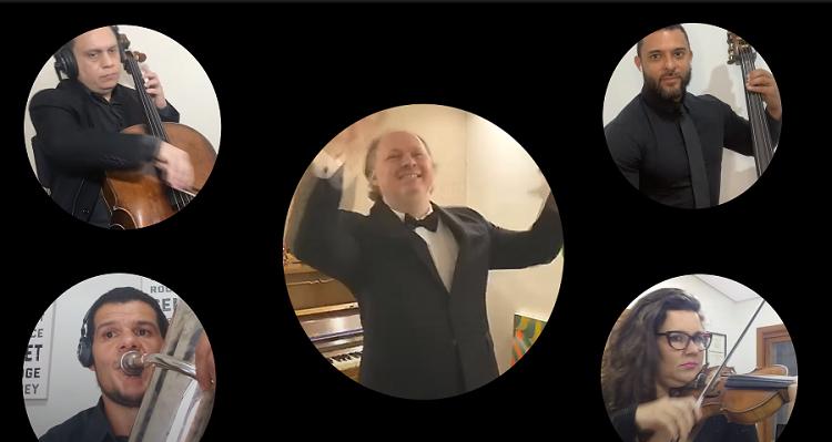 Músicos do Theatro Municipal de SP homenageiam com ópera profissionais da saúde