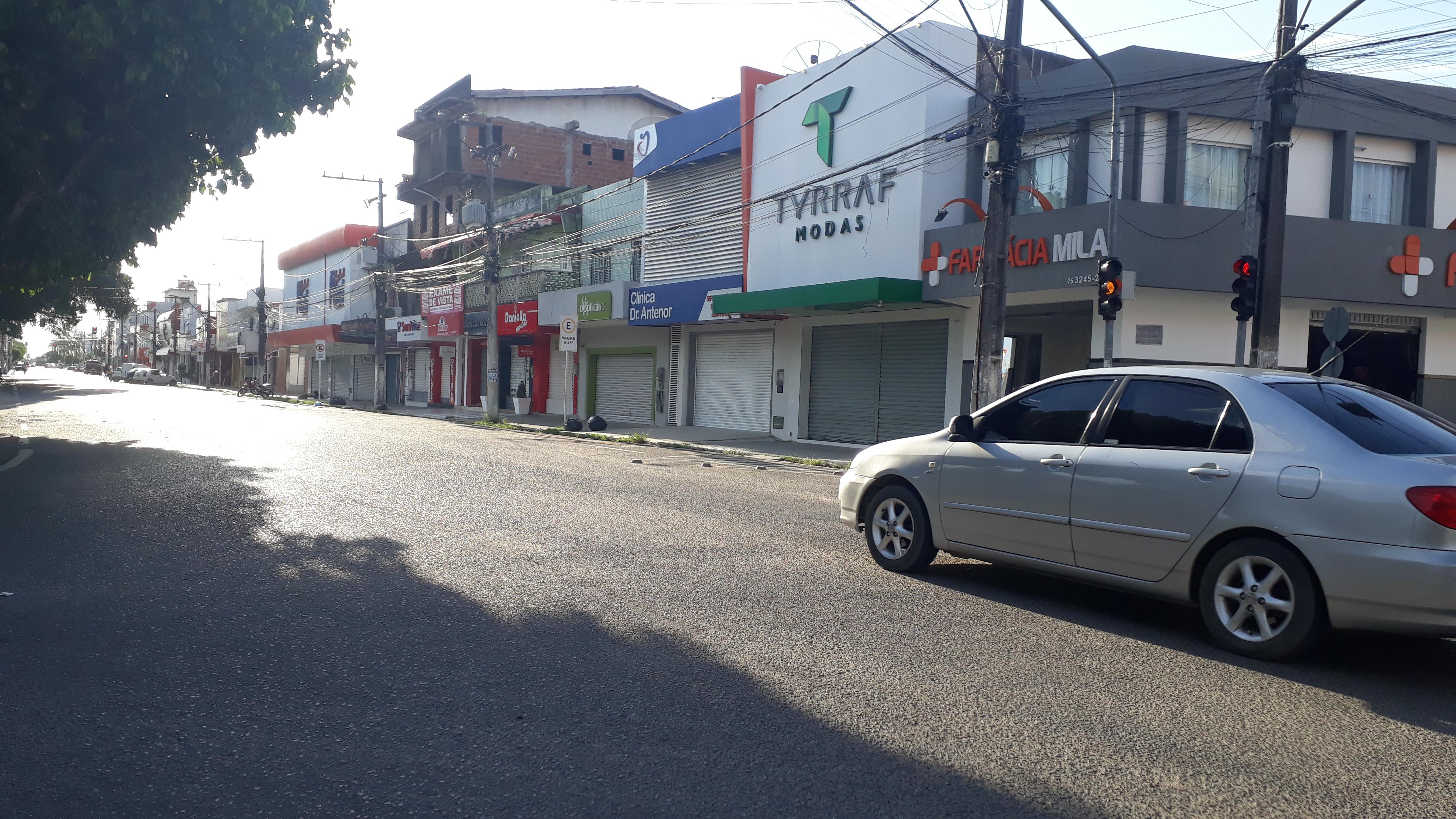 Prefeito Rogério determina lockdown total no fim de semana em Santo Estêvão